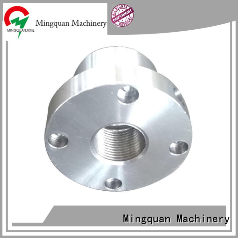Mingquan Machinery high quality alloy steel flanges personalized for factory