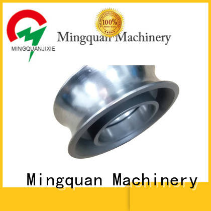 Mingquan Machinery precise custom machined parts factory price for CNC milling