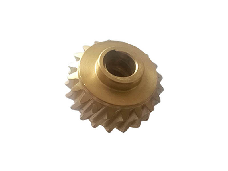 Mingquan Machinery good quality aluminum machining part supplier for machinery-3