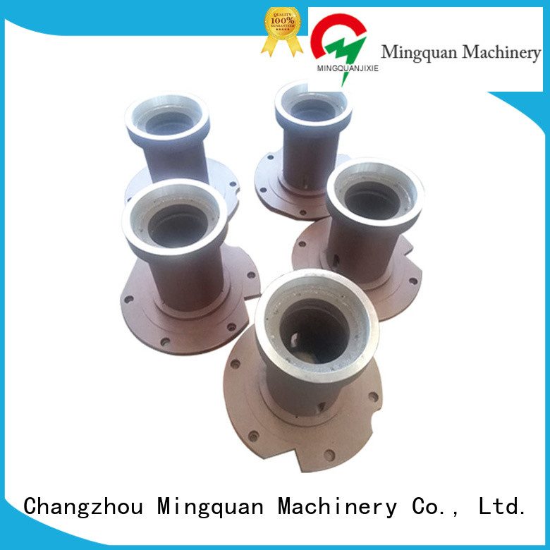 Mingquan Machinery what is shaft sleeve with good price for turning machining