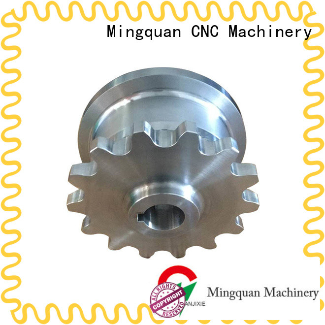 precise cnc machined components wholesale for machinery