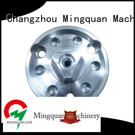 accurate forged steel flanges factory price for industry Mingquan Machinery