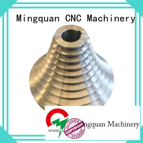 Mingquan Machinery mechanical machined parts china factory price for machine