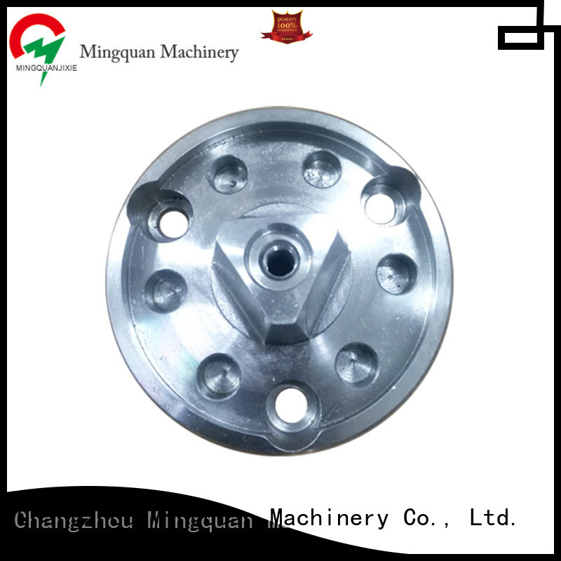 Mingquan Machinery precision steel flange for plant