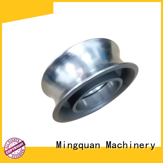 Mingquan Machinery mechanical cnc milling machine parts personalized for factory