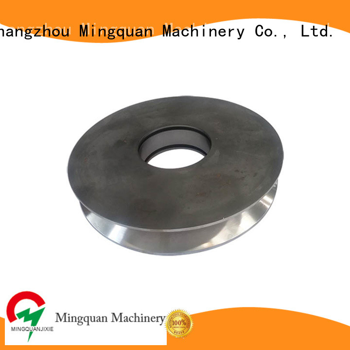 Mingquan Machinery top rated small engine shaft sleeve supplier for turning machining