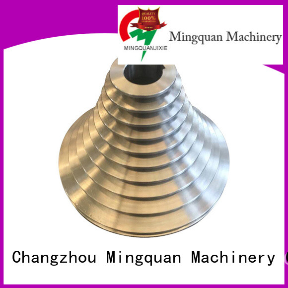main shaft sleeve grinding for turning machining Mingquan Machinery