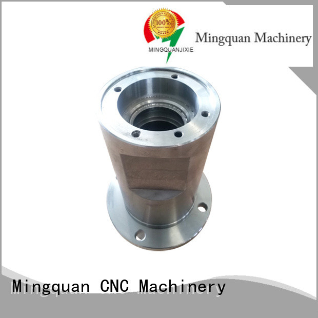 Mingquan Machinery accurate turning parts china personalized for CNC milling