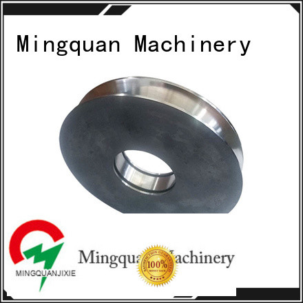 Mingquan Machinery precise pump shaft sleeve material factory price for factory
