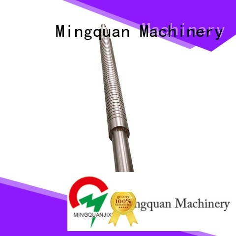 Mingquan Machinery best value stainless steel shaft supplier for plant