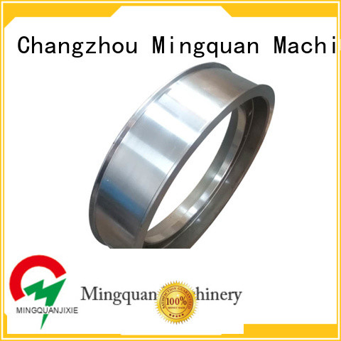 Mingquan Machinery precision brass flange factory direct supply for industry