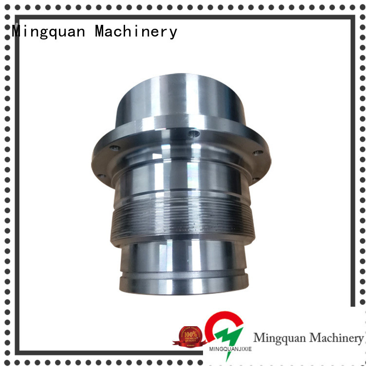 mechanical custom machined parts with good price for machine