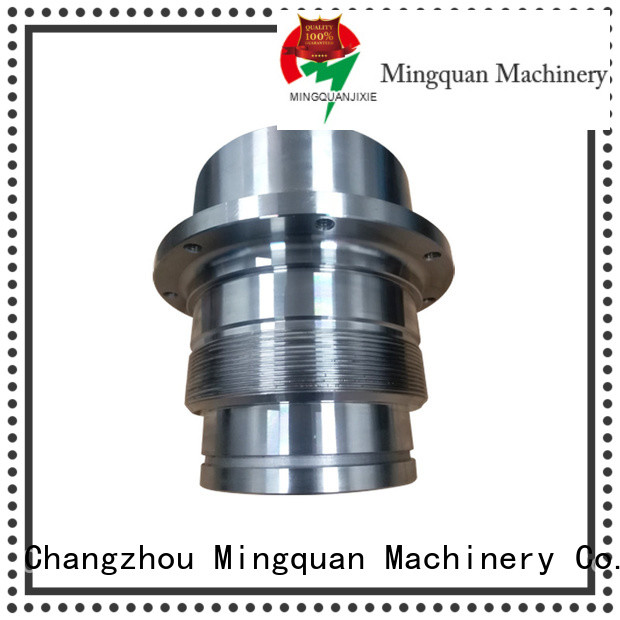 Mingquan Machinery good quality precision turned parts with good price for turning machining