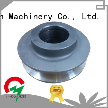 Mingquan Machinery mechanical precision turned parts wholesale for factory