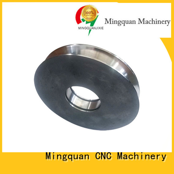 good quality turned parts china supplier for CNC milling
