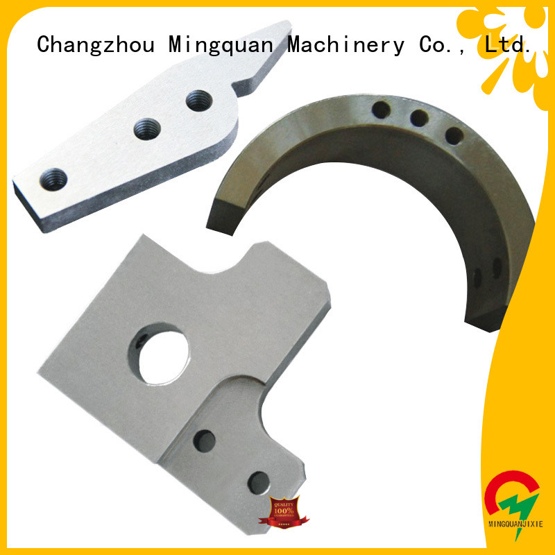 Mingquan Machinery reliable small turned parts series for turning machining