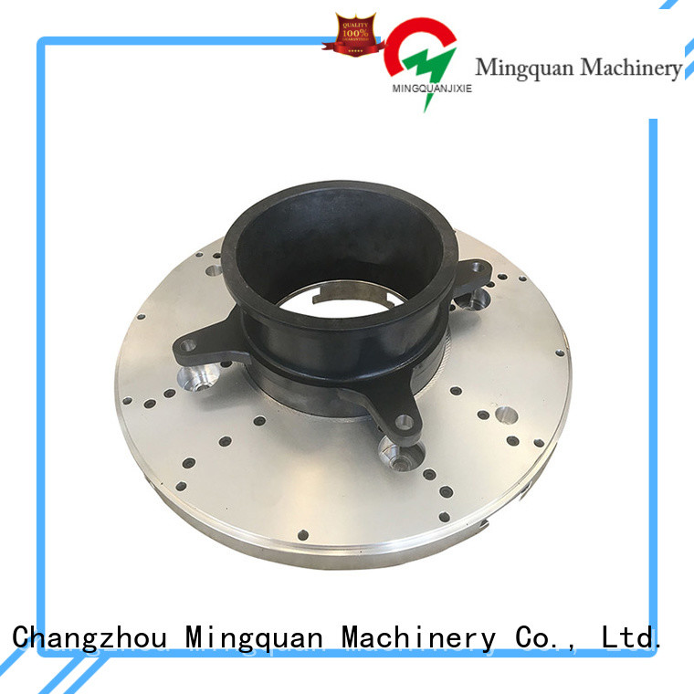Mingquan Machinery precise pump shaft sleeve factory price for CNC milling