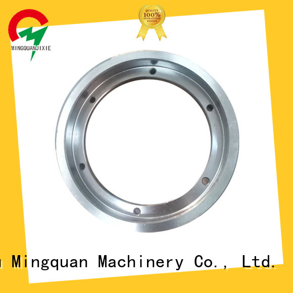 Mingquan Machinery heat steel flange factory price for plant
