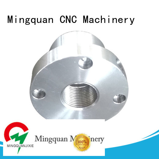 durable aluminium turning service with discount for factory