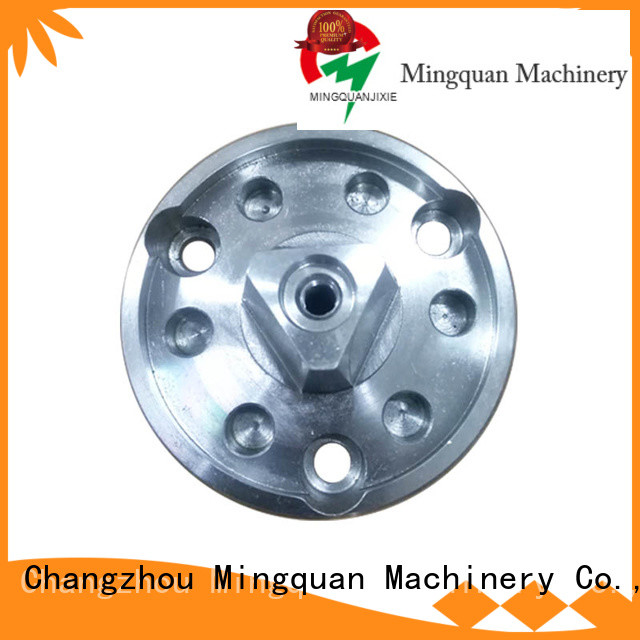 Mingquan Machinery accurate custom flange with discount for industry