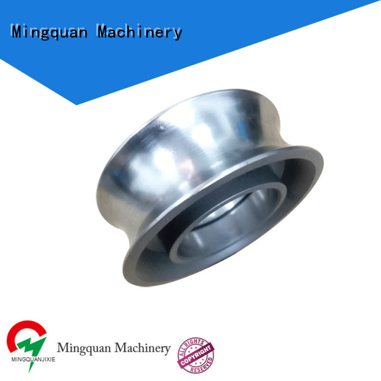 mechanical custom aluminum parts factory price for machinery