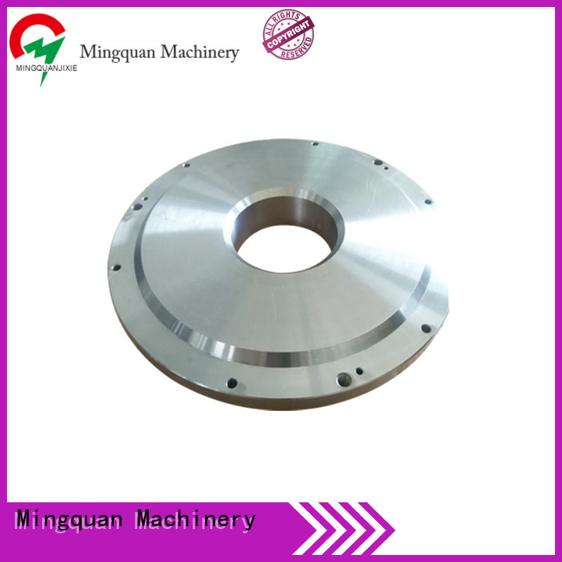 Mingquan Machinery pipe base flange factory price for industry