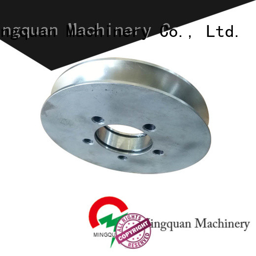 Mingquan Machinery top rated pump shaft sleeve factory price for turning machining