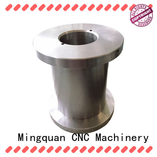 Mingquan Machinery cnc machining parts factory price for CNC milling