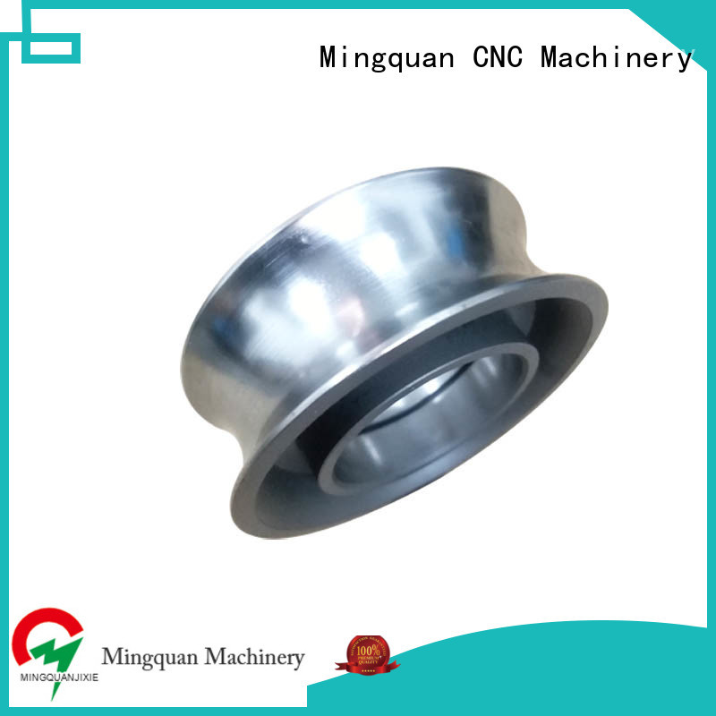 Mingquan Machinery accurate machined parts china factory price for CNC milling