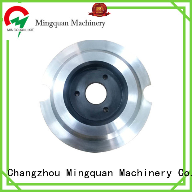 Mingquan Machinery good quality aluminum turning parts wholesale for CNC milling