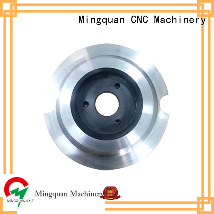 Mingquan Machinery shaft sleeve function factory price for CNC milling