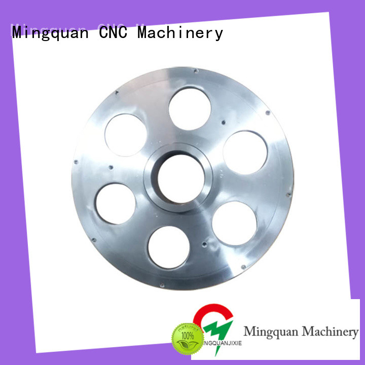 Mingquan Machinery accurate steel flange manufacturer for industry