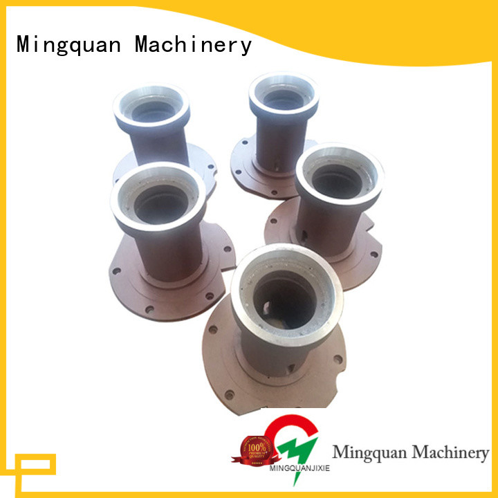 Mingquan Machinery precision turned parts bulk production for machine