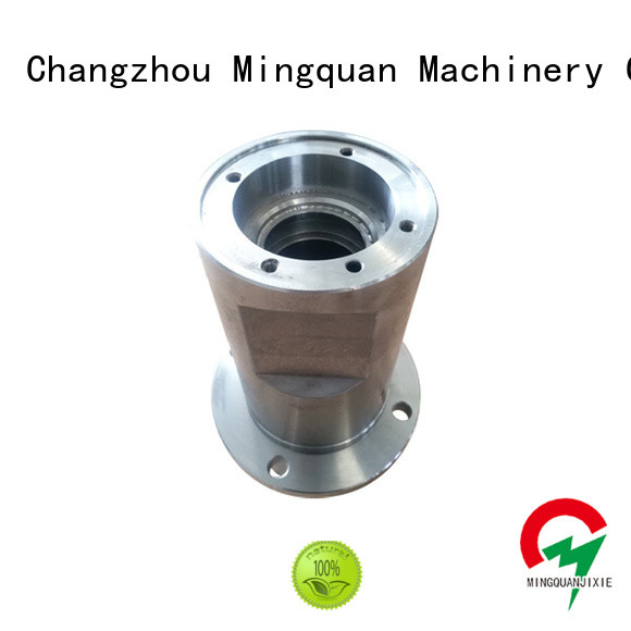 Mingquan Machinery good quality stainless steel turning parts for machine