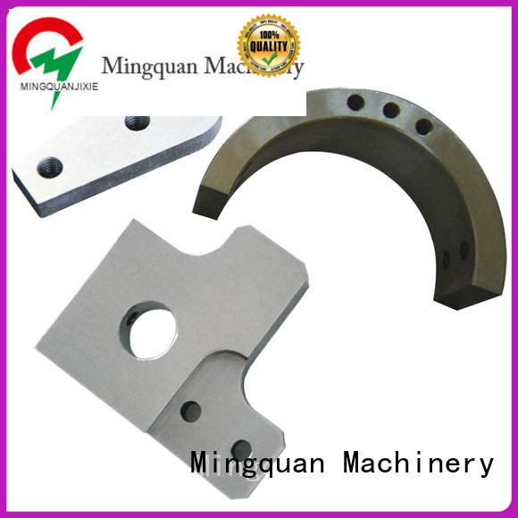 stainless aluminum machining services on sale for factory
