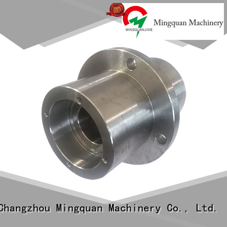 Mingquan Machinery main shaft sleeve supplier for turning machining