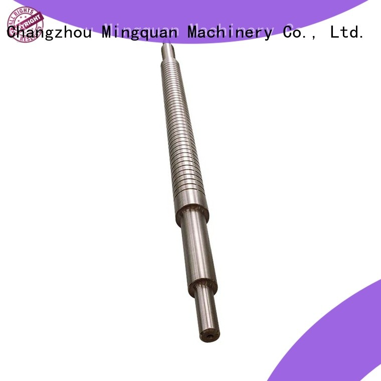 Mingquan Machinery best value stainless shafting wholesale for machinary equipment