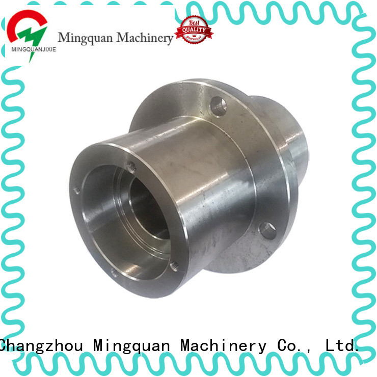 Mingquan Machinery cnc milling machine parts personalized for turning machining