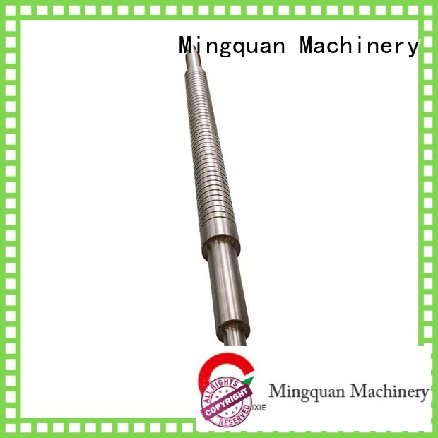 Mingquan Machinery 25mm steel shaft directly price for machinary equipment
