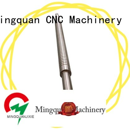 Mingquan Machinery customized steel shaft directly price for factory