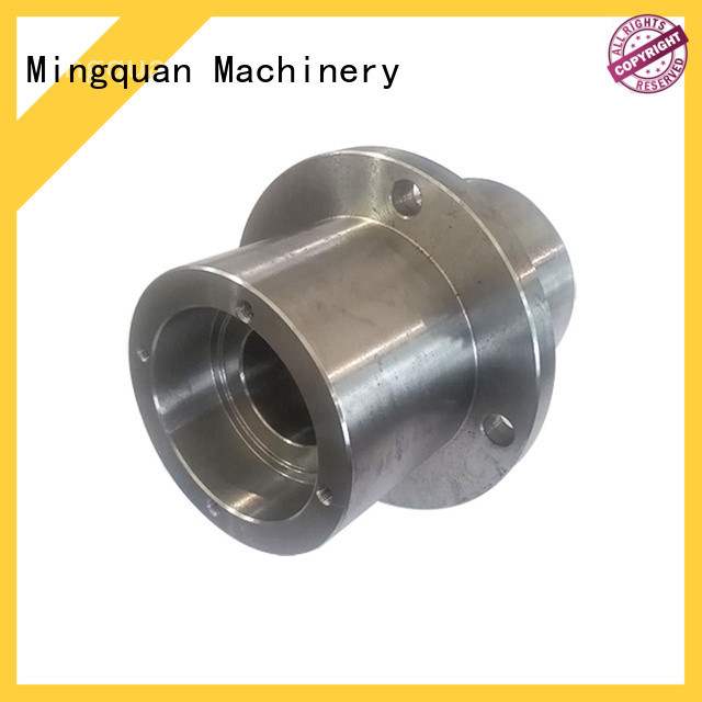 Mingquan Machinery professional cnc components supplier for machine