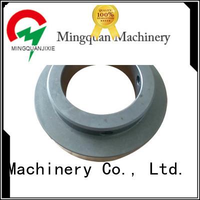 custom flange for workshop Mingquan Machinery