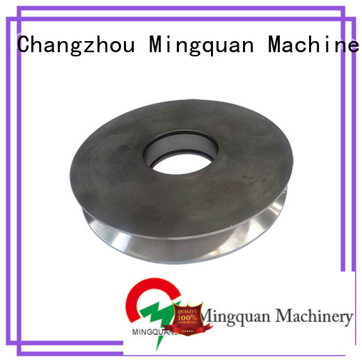 Mingquan Machinery customized flange shaft sleeve personalized for turning machining