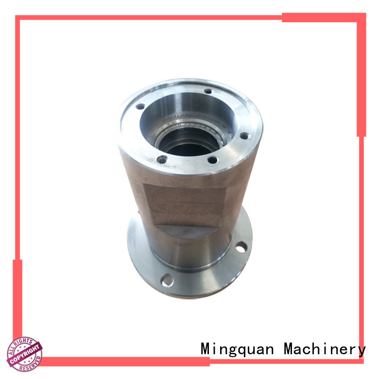 Mingquan Machinery professional cnc machining parts factory price for turning machining