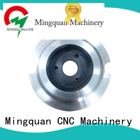 Mingquan Machinery precise custom machined parts bulk production for machine