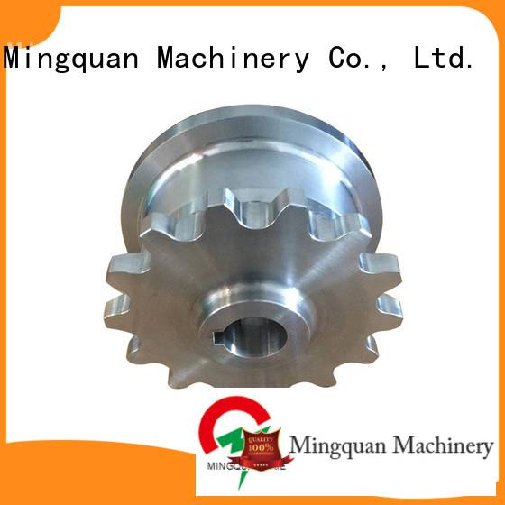 Mingquan Machinery machined parts china factory price for machine