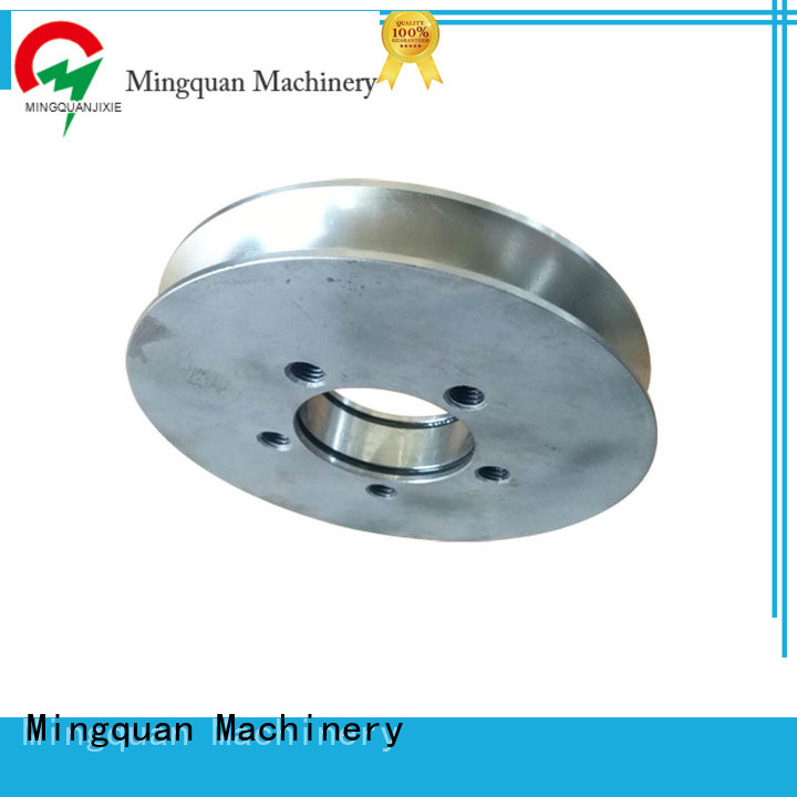 Mingquan Machinery professional small engine shaft sleeve personalized for turning machining