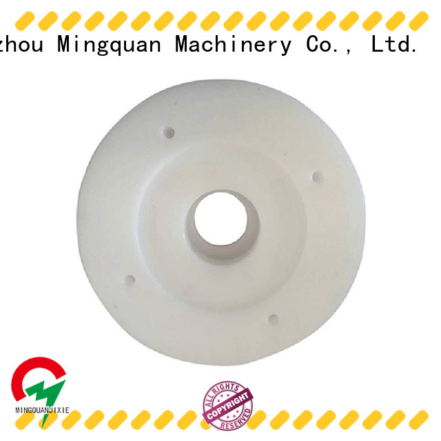 Mingquan Machinery treatment flange parts supplier for plant