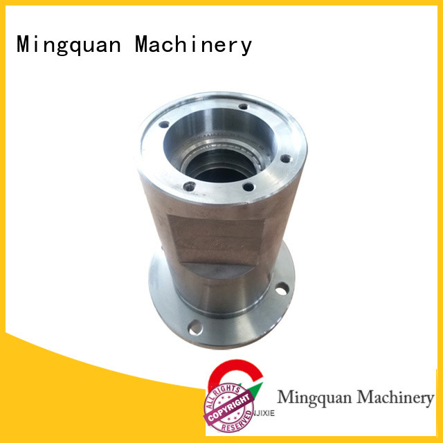 Mingquan Machinery machined parts china wholesale for machinery
