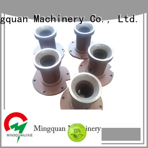 Mingquan Machinery good quality cnc aluminum parts for turning machining